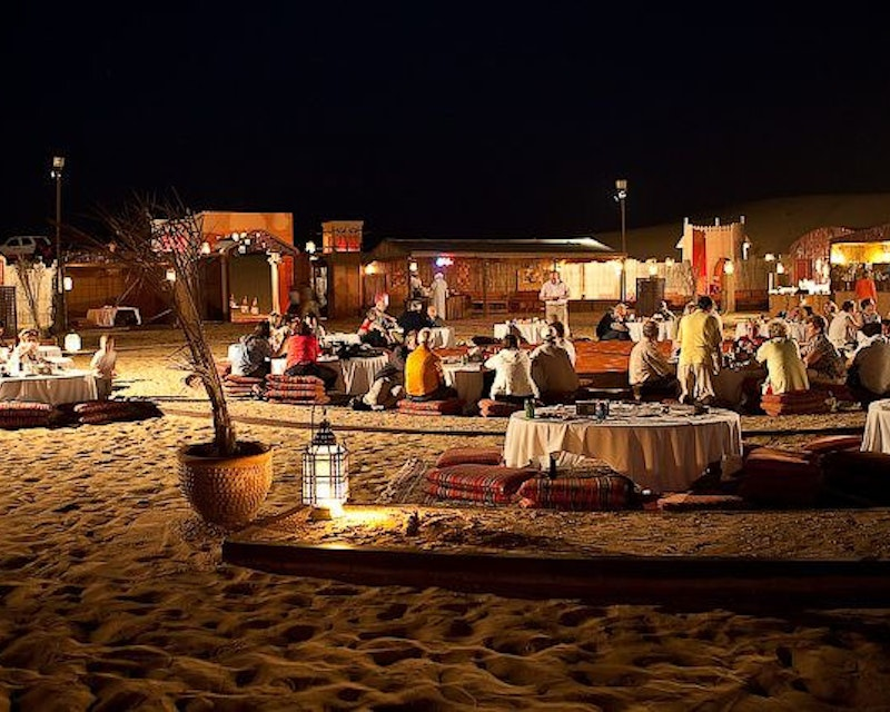 Evening Desert Safari with BBQ Dinner  Discount