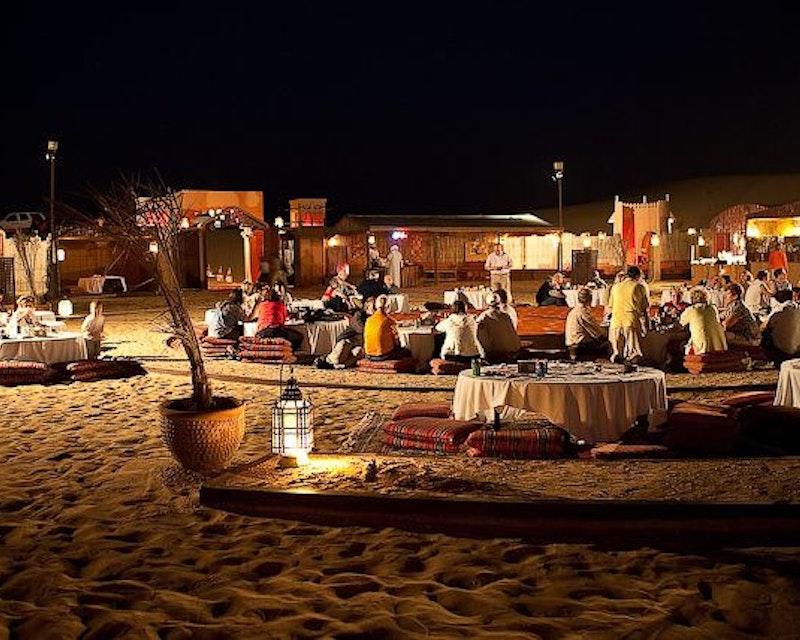 Evening Desert Safari with BBQ Dinner  Discount
