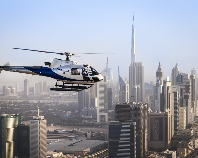 ICONIC Helicopter Tour - 12 Minutes Price