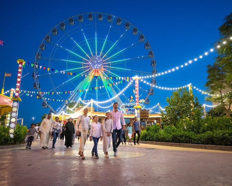 BOLLYWOOD PARKS™ Dubai Discount