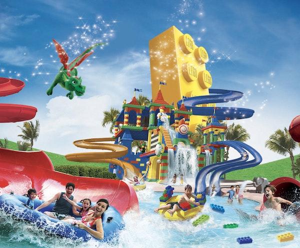 LEGOLAND®  Waterpark Tripx Tours