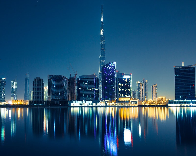 Dubai City tour + Burj Khalifa