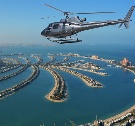 Helicopter Ride (22mins)  Ticket
