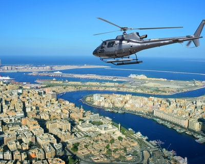 VISION Helicopter Tour - 22 Minutes Discount