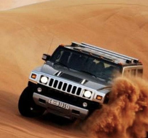 Hummer Desert Safari with BBQ Dinner  Price