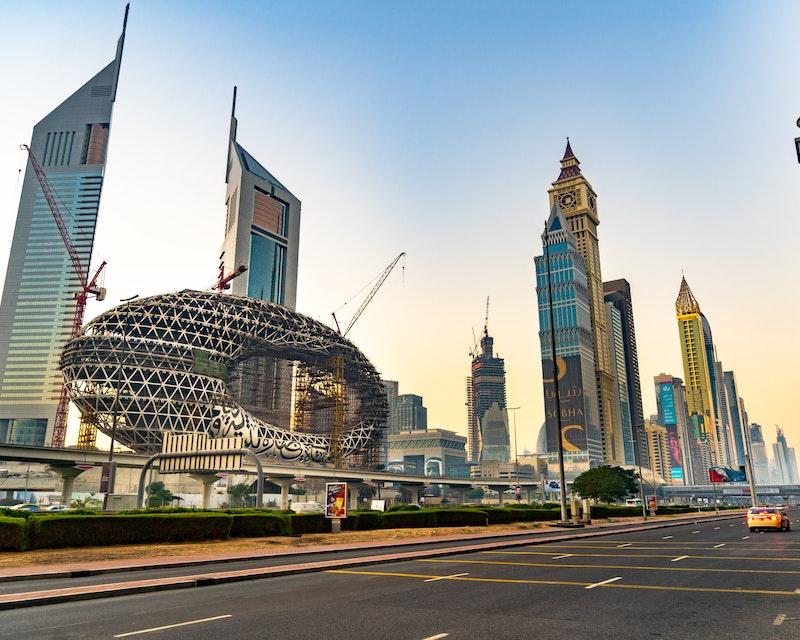Dubai City Tour  Price
