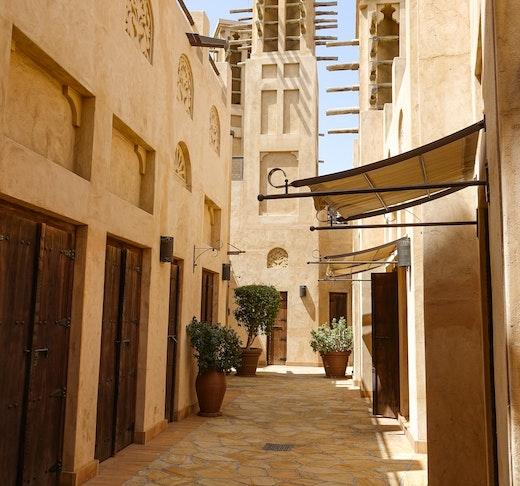 Dubai City Tour  Location