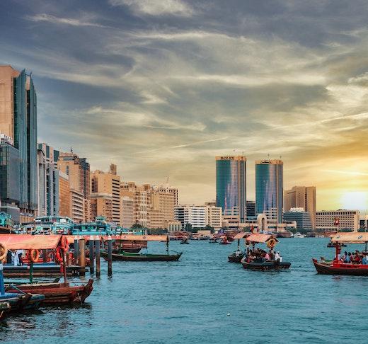 Dubai City Tour  Ticket
