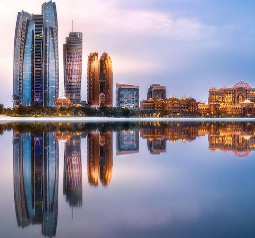 Abu Dhabi City Tour  Location