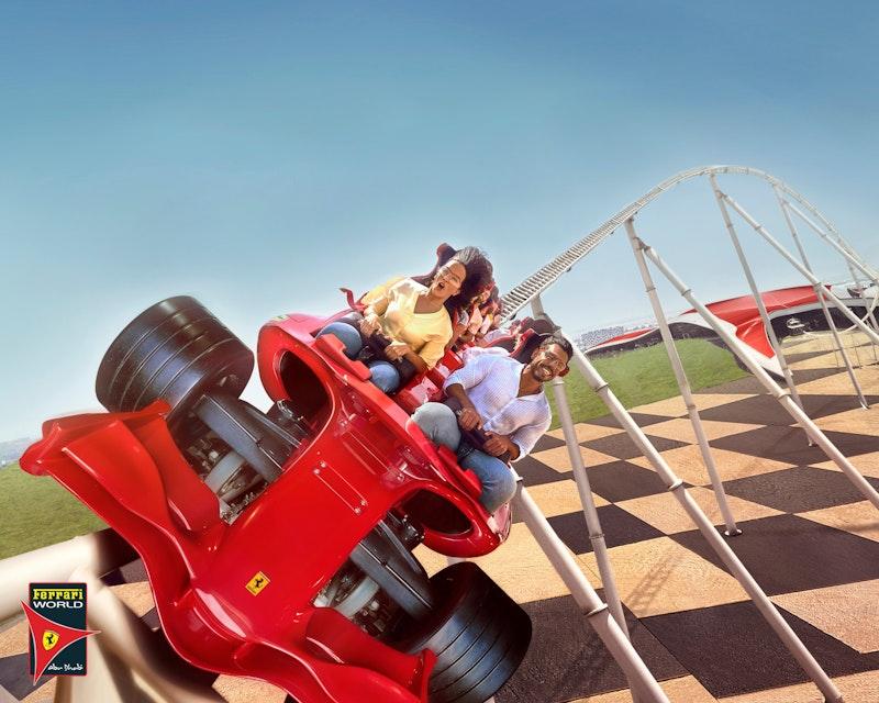 Ferrari World Abu Dhabi  Discount
