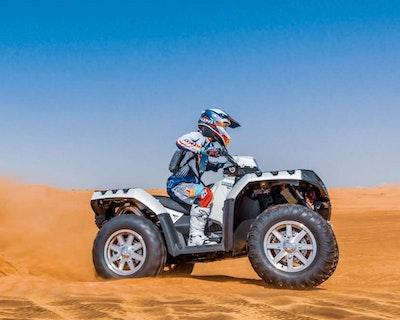 Desert Safari with Quad Bike