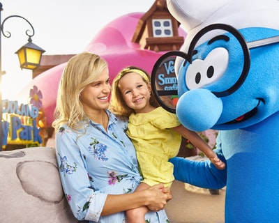 Dubai Parks and Resorts: Two Parks Pass
