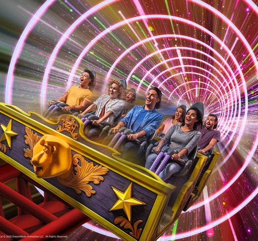 Dubai Parks and Resorts: Two Parks Pass Discount