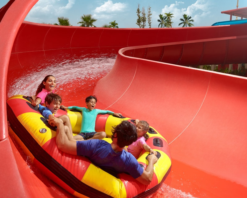 Dubai Parks and Resorts: Two Parks Pass Category