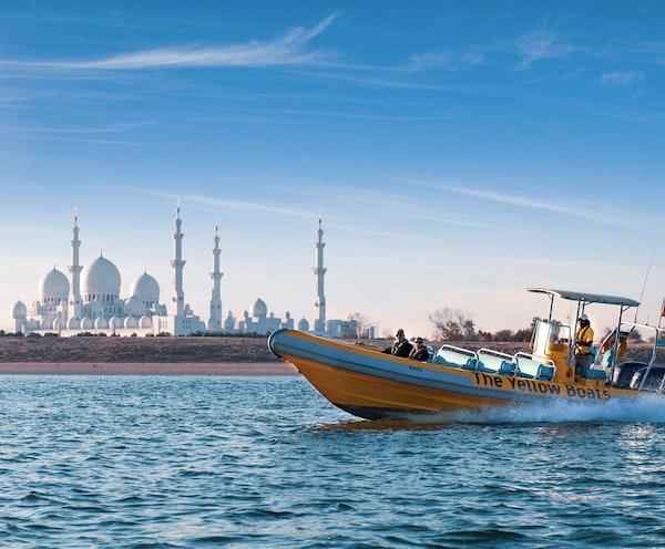 Yellow Boat Ride