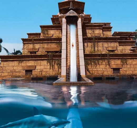 Aquaventure Water Park  Ticket