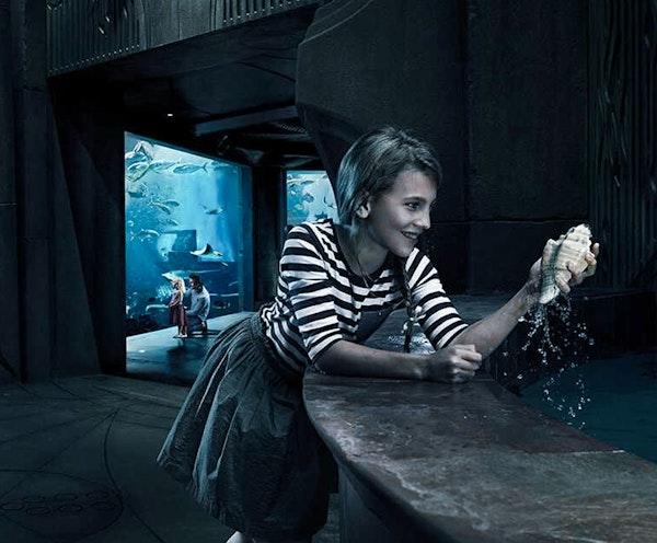 The Lost Chambers Aquarium  Ticket