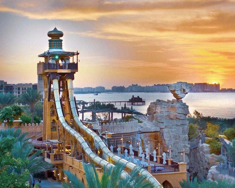 Wild Wadi Water Park  Discount
