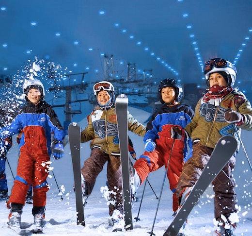 Ski Dubai   Price