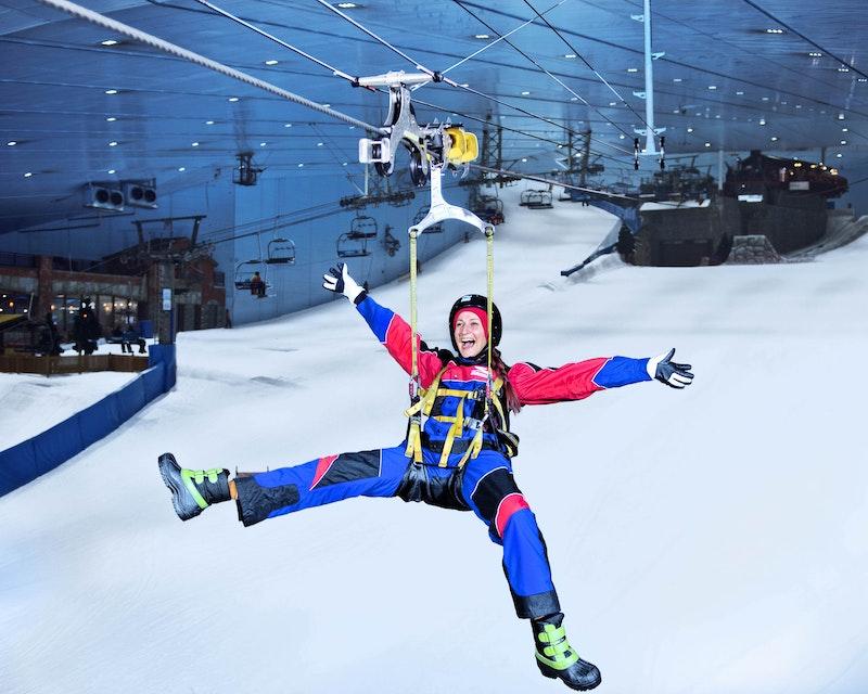 Ski Dubai: Snow Park Pass Location
