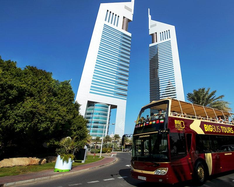 Big Bus Dubai: 1/2/5 Days Hop-On-Hop-Off Tour Category