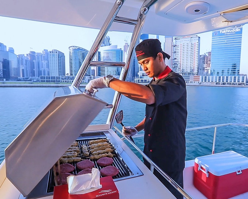 Luxury Shared Yacht Tour Discount
