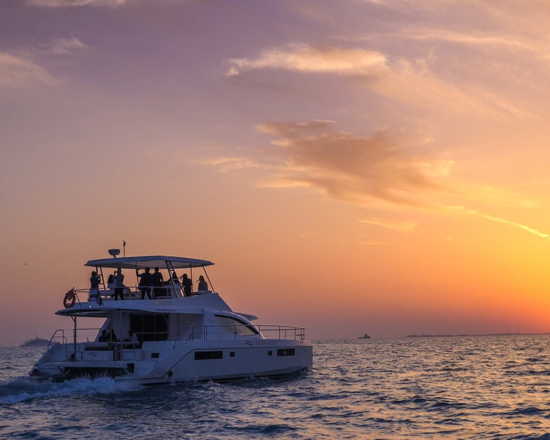 Luxury Shared Yacht Tour Category