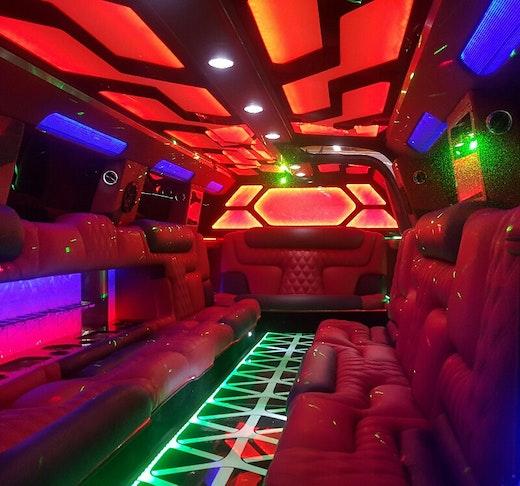 1 Hour Stretch Limousine Ride Dubai Category