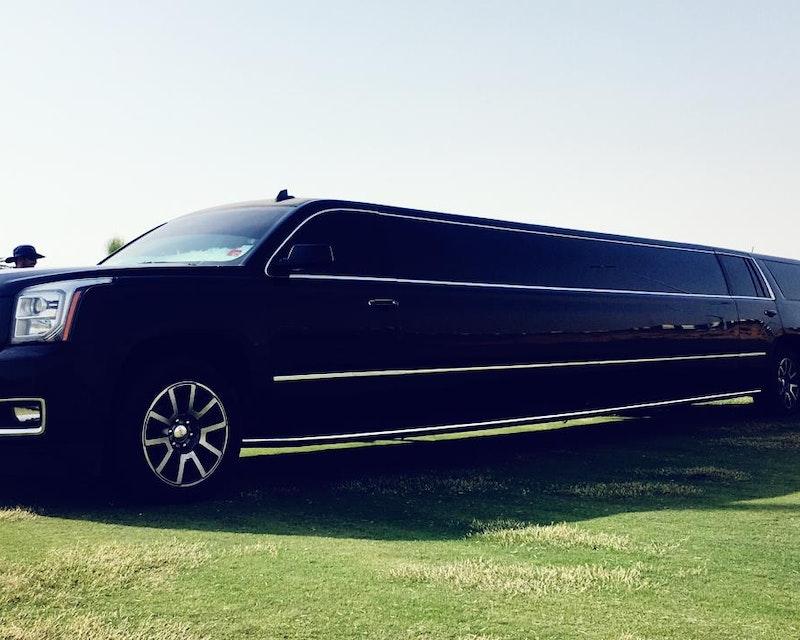 1 Hour Stretch Limousine Ride Dubai Location
