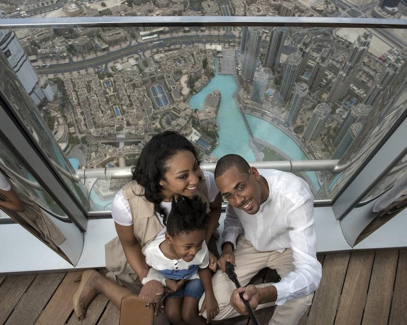 Burj Khalifa - Level 124+125 Location