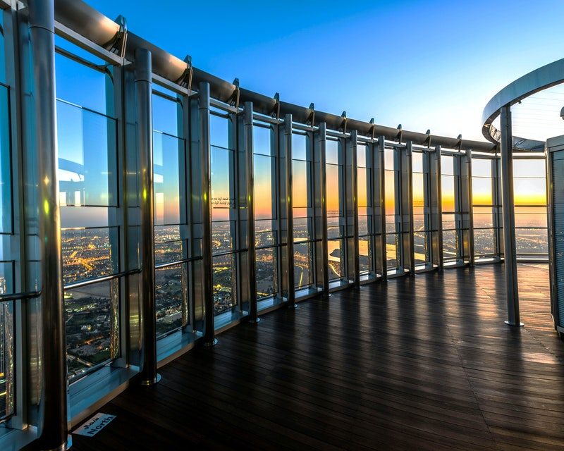 Burj Khalifa - Level 124+125