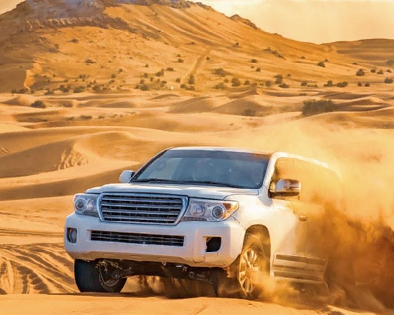 Dubai City Tour + Desert Safari   Price