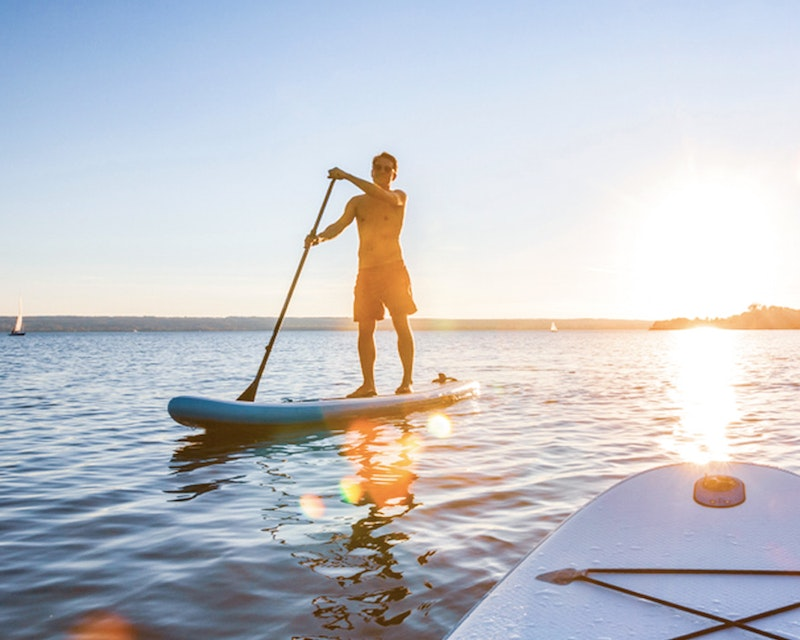 Stand paddle board  Ticket