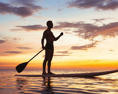 Stand Up Paddle Board Location