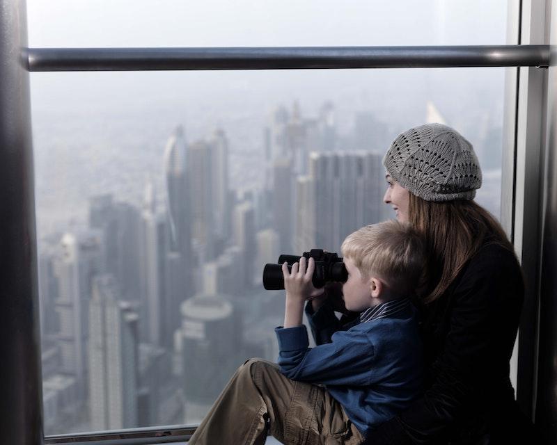 Burj Khalifa Level 124+125 + Dubai Aquarium and Underwater Zoo