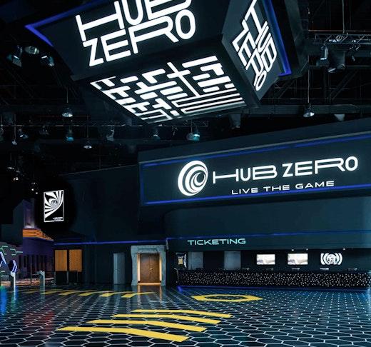 Hub Zero (Indoor Gaming)  Discount