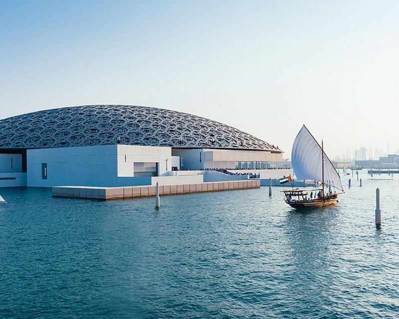 Louvre Abu Dhabi  Discount