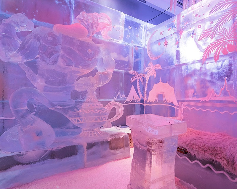 Chillout Ice Lounge   Price