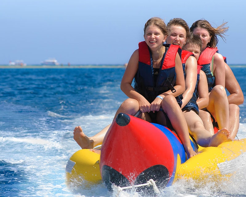 Banana Boat Ride Discount