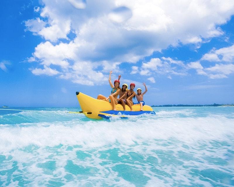 Banana Boat Ride  Price
