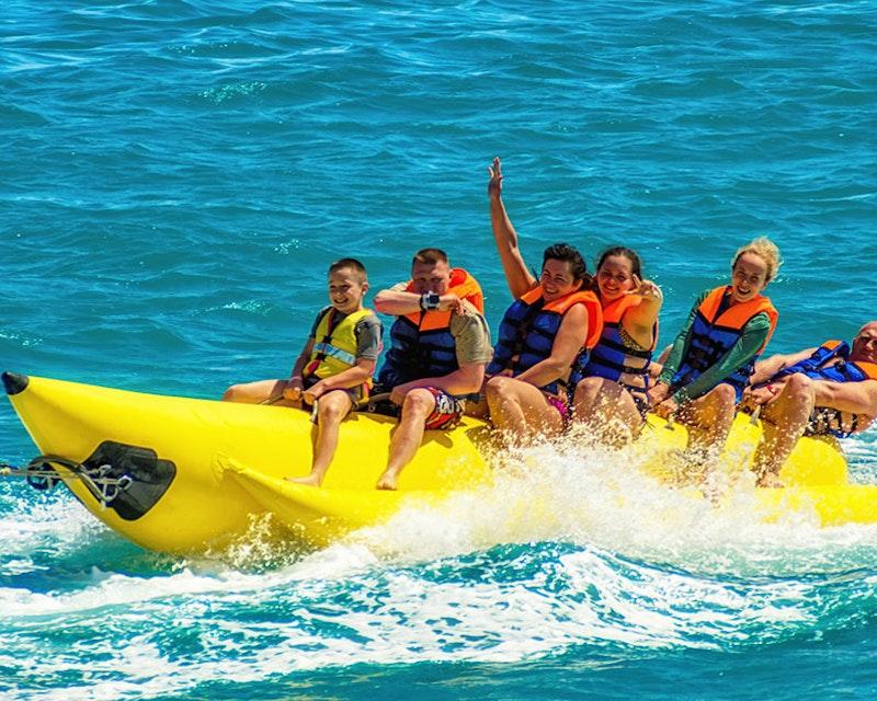 Banana Boat Ride Location