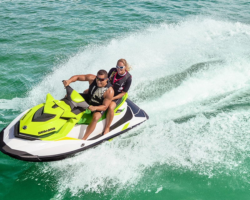Jet ski - Jumeirah Beach Location