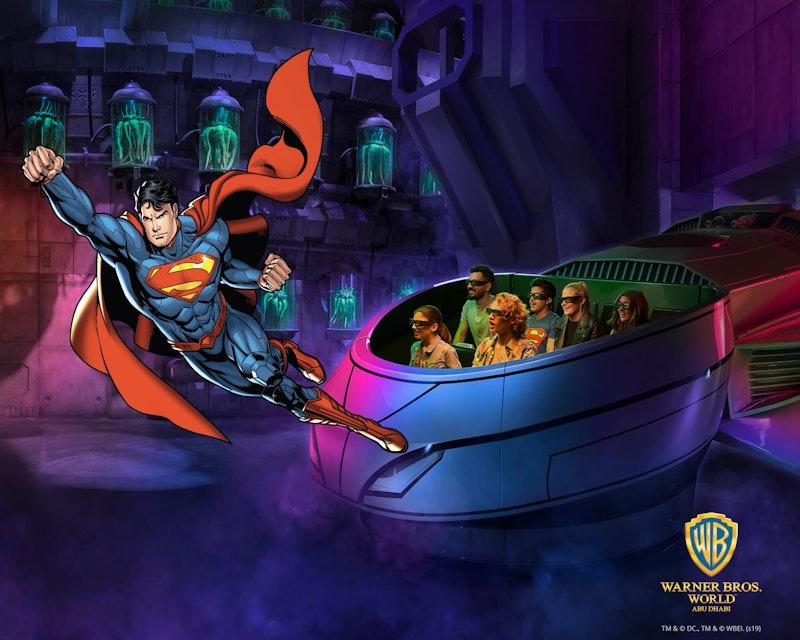 Warner Bros. World™ Abu Dhabi Category