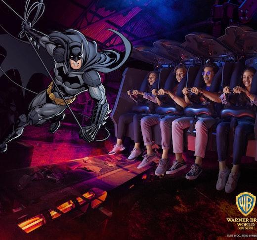 Warner Bros. World™ Abu Dhabi Location
