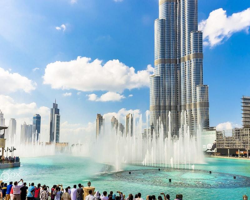 Dubai Fountain Boardwalk Discount