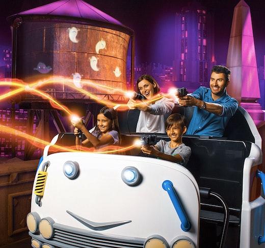 iVenture Dubai Unlimited Attraction Pass Ticket