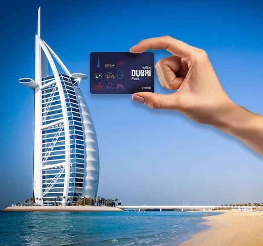 Dubai Pass - Unlimited