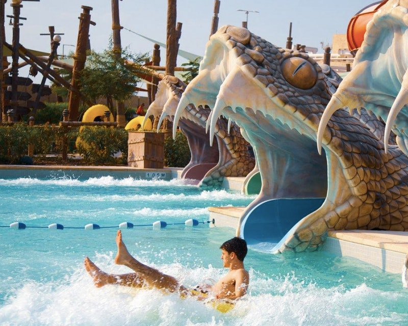 Yas Water World   Discount