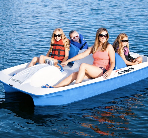 Pedal Boat  Discount