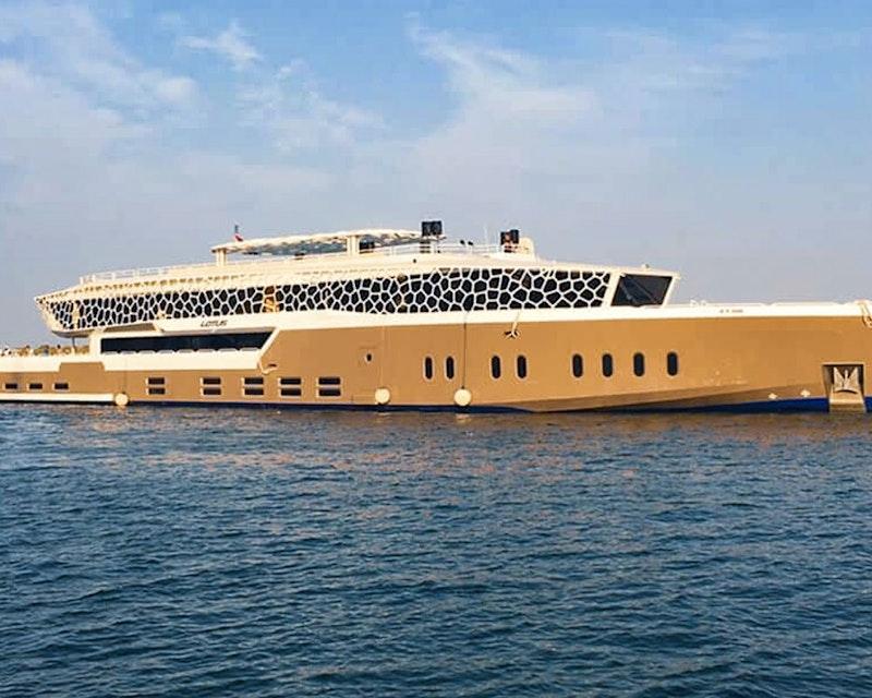 Mega Yacht Lotus Brunch Party Cruise  Price